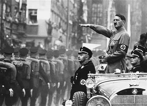 Adolph Hitler - A foreshadowing of the Antichrist