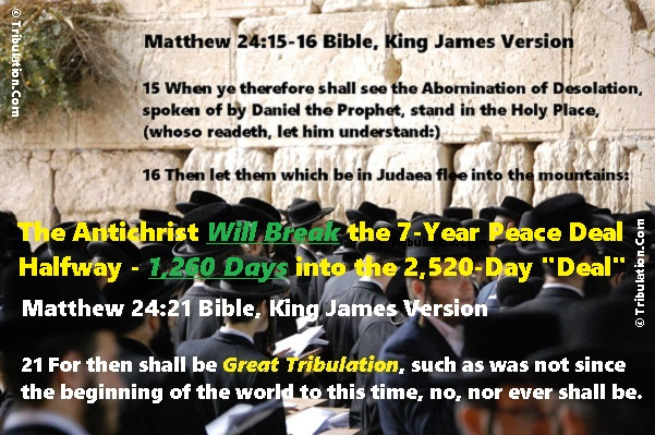 Bible Prophecy Scriptures