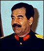Saddam Hussein - Former Baath Party Dictator of Iraq